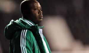 Stephen Keshi Nigeria manager