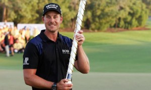 Henrik Stenson Golf DP World Tour Championship