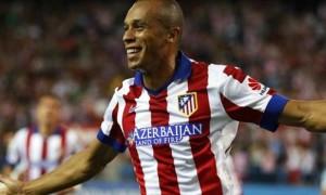 Joao Miranda Atletico Madrid