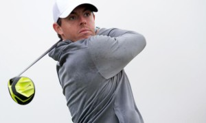 Rory McIlroy World Tour Championship