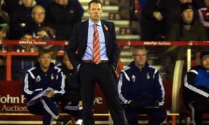 Stuart Pearce Nottingham Forest manager