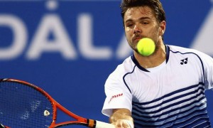 Stanislas Wawrinka Chennai Open