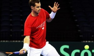 Andy Murray Davis Cup 2015