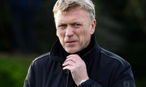 Former Man United boss David Moyes