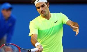 Roger Federer ahead of BNP Paribas Open