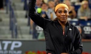 World number one Serena Williams BNP Paribas Tennis
