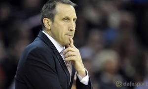 Cleveland Cavaliers coach David Blatt