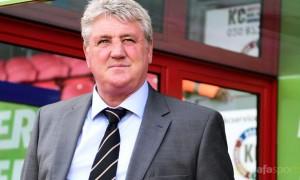 Crystal Palace v Hull City Steve Bruce Premier League