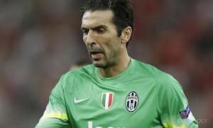 Gianluigi Buffon Juventus goalkeeper