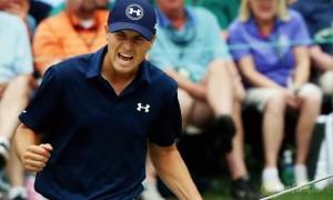 Jordan Spieth Masters Golf