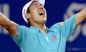 Kei Nishikori Barcelona Open title