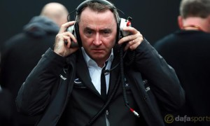 Mercedes Executive Director Paddy Lowe F1