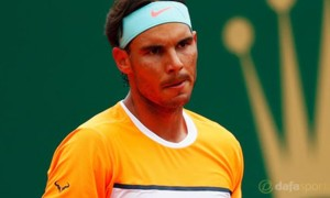 Rafael Nadal Monte Carlo Masters Tennis