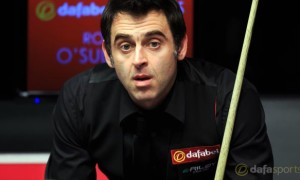Ronnie O' Sullivan World Snooker Championship