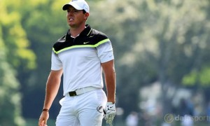Rory McIlroy Augusta National Masters 2015 Golf