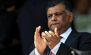 QPR Chairman Tony Fernandes