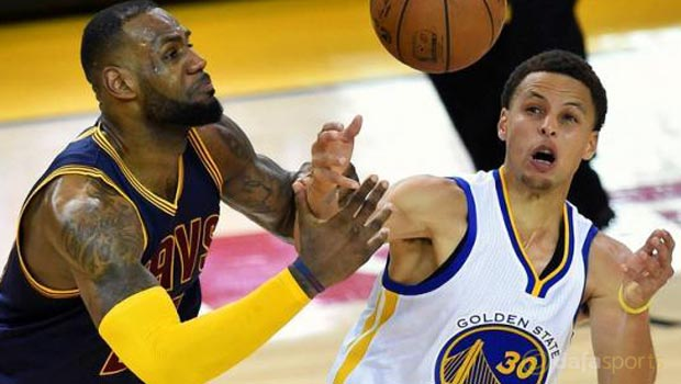 Stephen Curry has off-night as Cleveland Cavaliers fight back - Dafa Sports