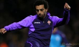 Fiorentina Mohamed Salah