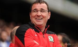 Blackburn Rovers boss Gary Bowyer
