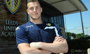 Chris Wood Leeds United