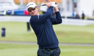 Justin Rose Scottish Open