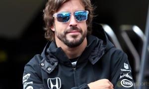 McLaren Fernando Alons F1