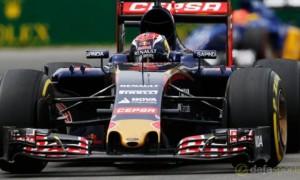Toro Rosso driver Max Verstappen