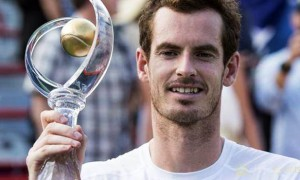 Andy Murray beats Novak Djokovic Rogers Cup in Montreal