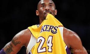 Los Angeles Lakers star Kobe Bryant