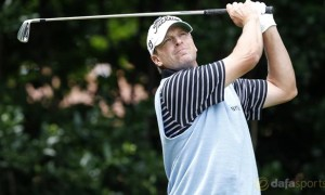 Steve Stricker ahead of Presidents Cup