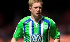 Wolfsburg Kevin De Bruyne