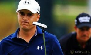 Jordan Spieth Tour Championship Golf