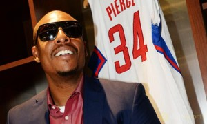Los Angeles Clippers Paul Pierce NBA