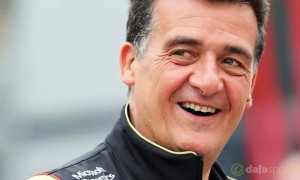 Lotus deputy team boss Federico Gastaldi