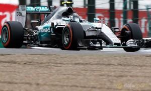 Mercedes driver Nico Rosberg Japanese Grand Prix F1