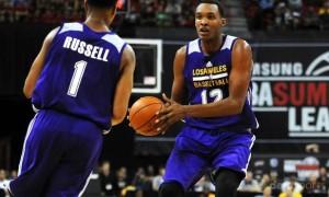 Robert Upshaw LA Lakers NBA