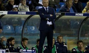 Leeds United manager Uwe Rosler