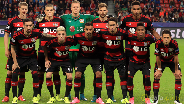 cl bayer leverkusen