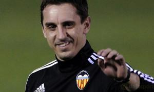 Gary Neville new Valencia boss