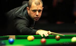 Dafabet Masters 2016 Barry Hawkins Snooker