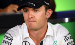 Mercedes Nico Rosberg F1 constructors championship