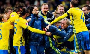 Euro 2016 Sweden coach Erik Hamren