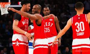 LA Lakers star Kobe Bryant NBA