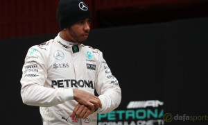 Lewis Hamilton Ahead of Australian Grand Prix F1