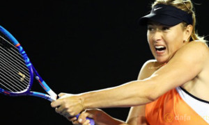 Maria Sharapova confirms Qatar Open