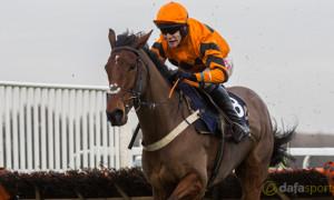 Thistlecrack ridden by Tom Scudamore