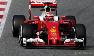 Ferrari Kimi Raikkonen Formula 1