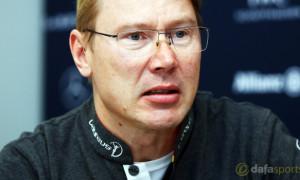 F1 Mika Hakkinen