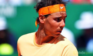 Rafael Nadal ahead of Barcelona Open