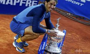 Rafael Nadal wins Barcelona Open 2016